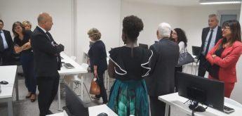 Gemellaggio Firenze – Grasse, la delegazione francese visita il Tribunale