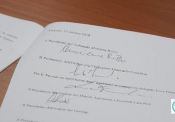 Il Tribunale di Firenze è di parola: firmato protocollo di intesa per le liquidazioni delle perizie estimative dei CTU